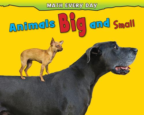 Animals Big and Small By Nunn, Daniel